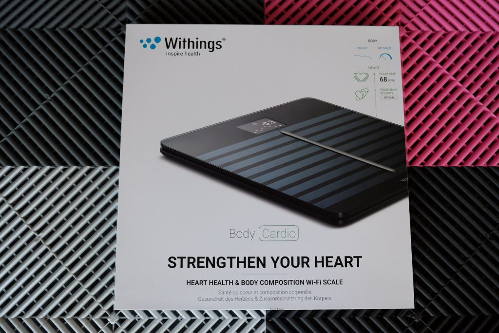 Withings Body Cardio Scale >> Withings Nokia Body Cardio Smart Scales Iblogit