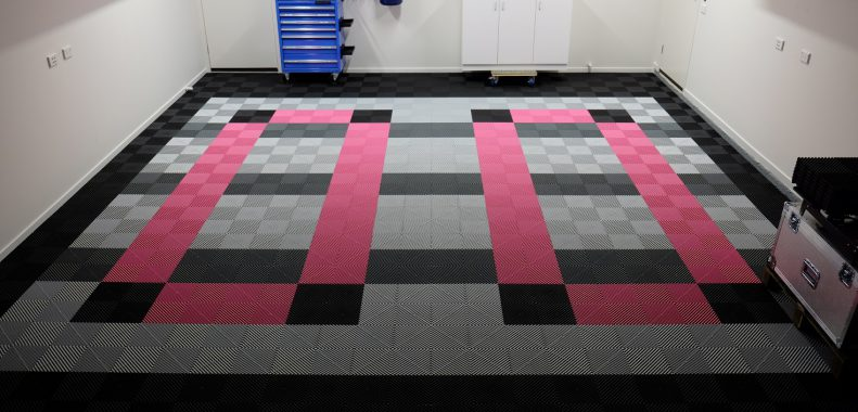 swisstrax garage floor