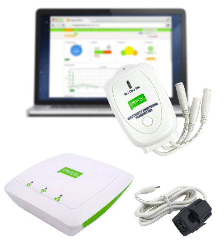 efergy engage energy monitoring package