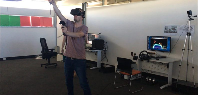 vr virtual reality with the htc vive