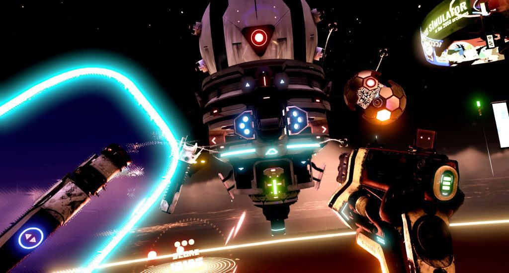 space pirate trainer vr