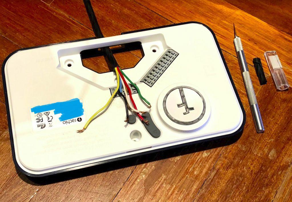 rachio smart sprinkler system wire installation