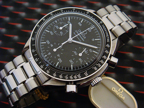 omega speedmaster 3510.50 closeup