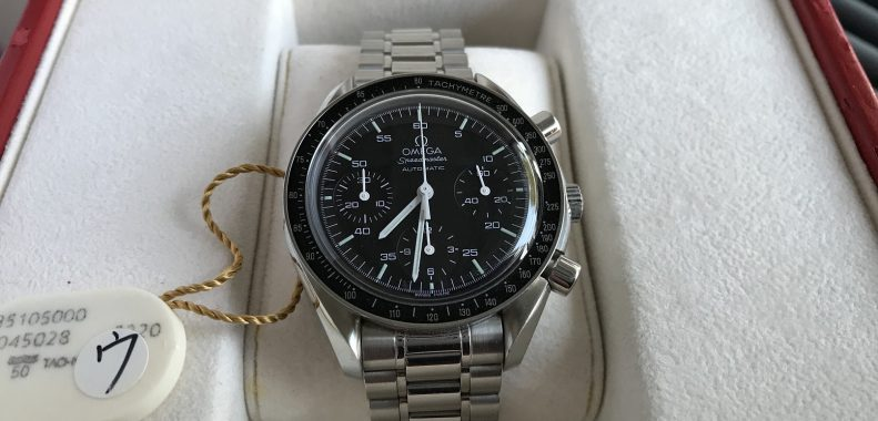 Omega speedmaster 3510.50 reduced boxed with tags